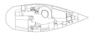 C42 MKII Cabin Layout