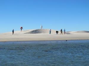 Cool Sand Dunes